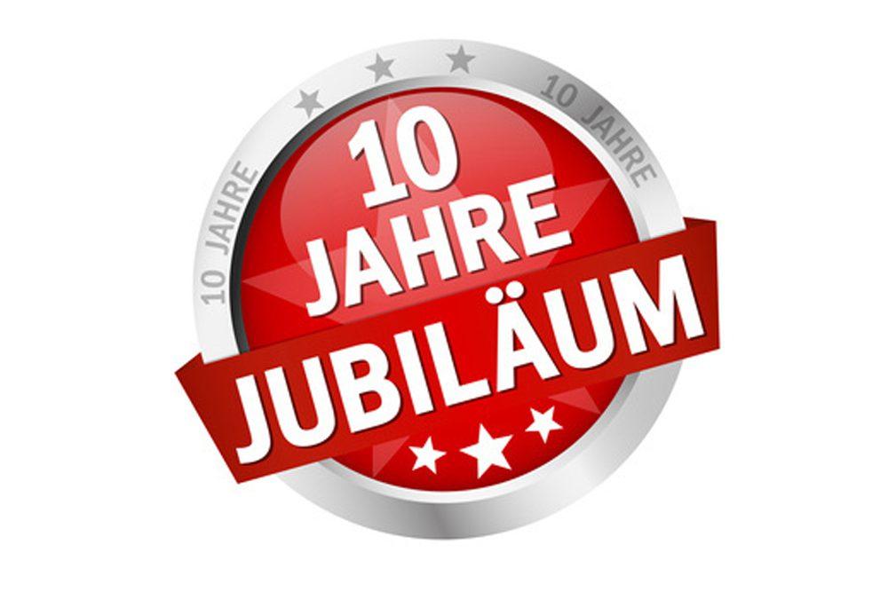 Magnie Personalservice - News - Jubiläum 10 Jahre