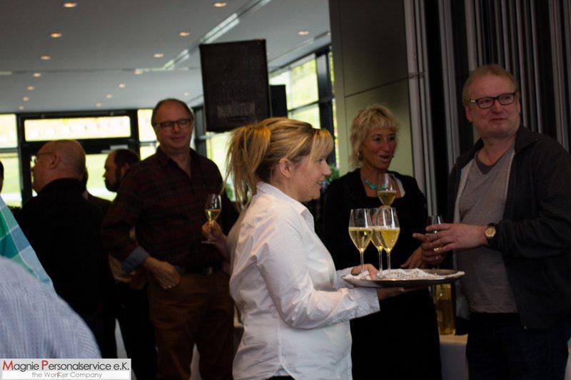Magnie Personalservice - News - Küchenparty Jubiläum 10 Jahre